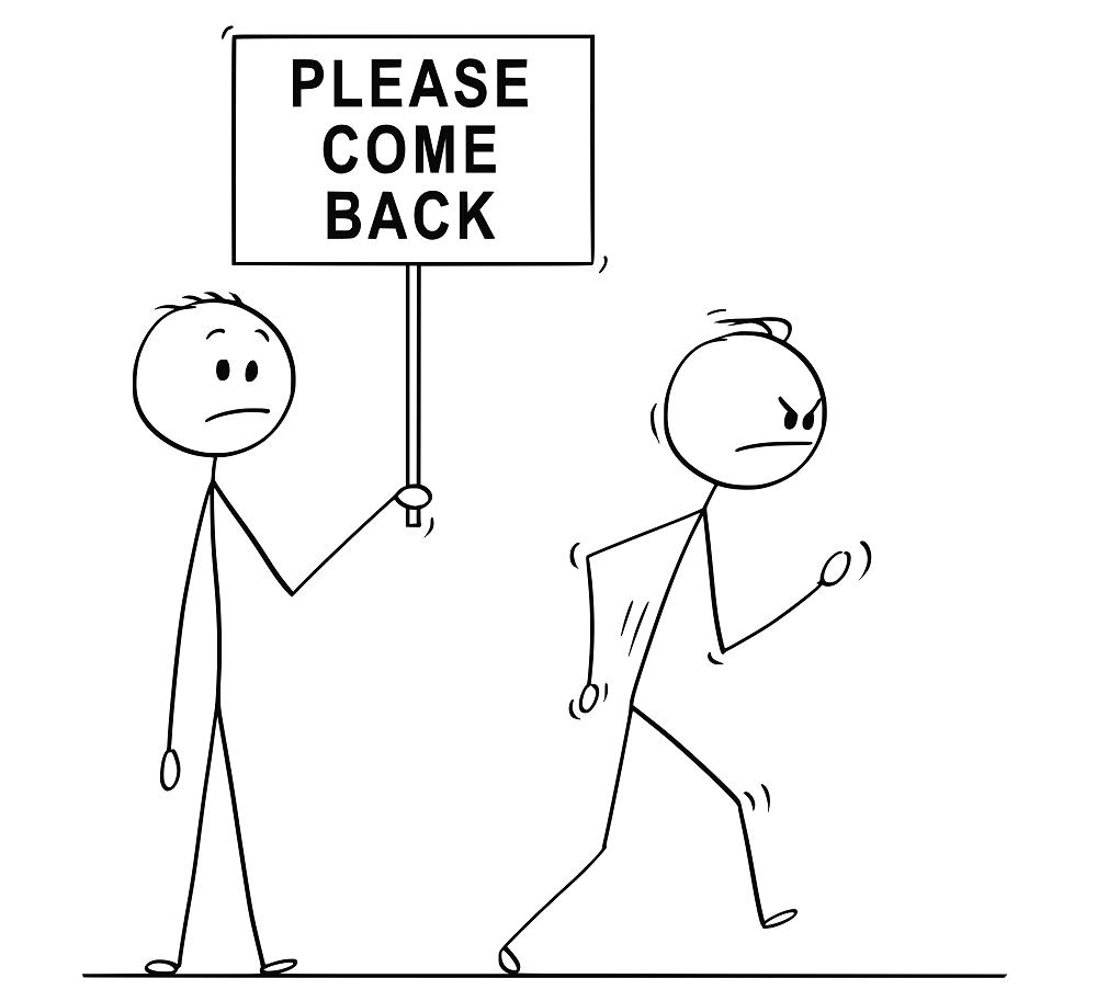 Please Come Back
